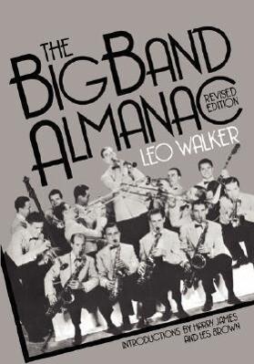 The Big Band Almanac als Taschenbuch
