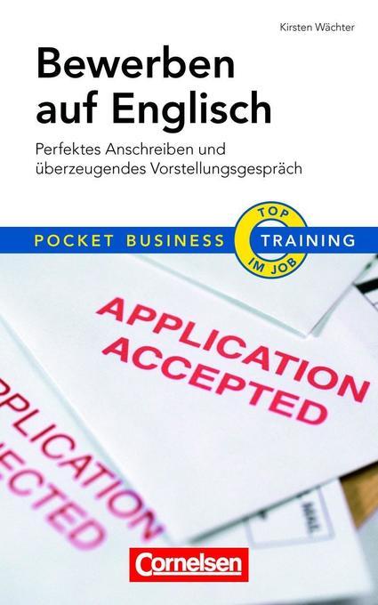 Pocket Business - Training Bewerben auf Englisc...