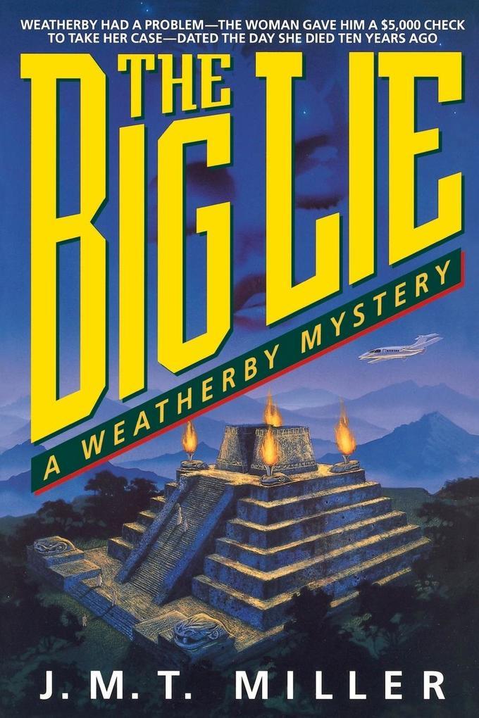 The Big Lie als Taschenbuch