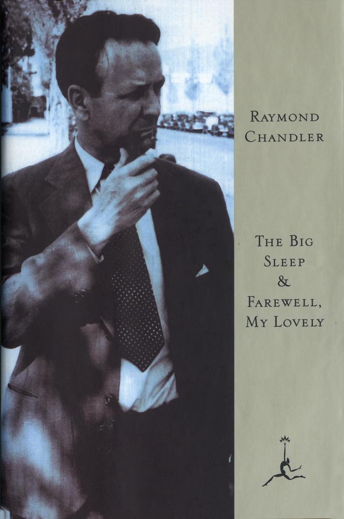 The Big Sleep & Farewell, My Lovely als Buch