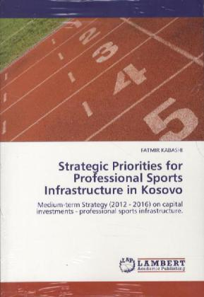 Strategic Priorities for Professional Sports In...