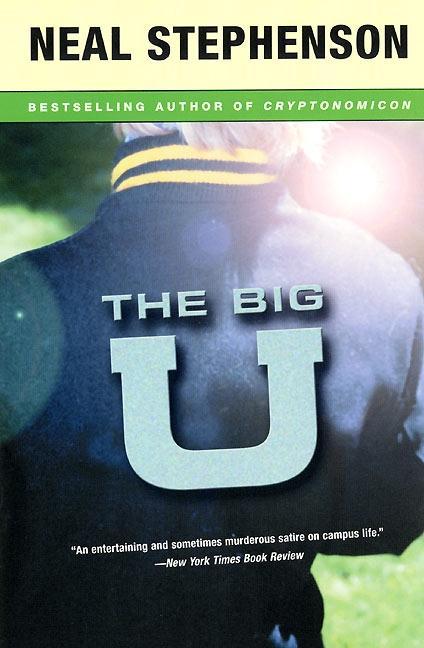 The Big U als Taschenbuch