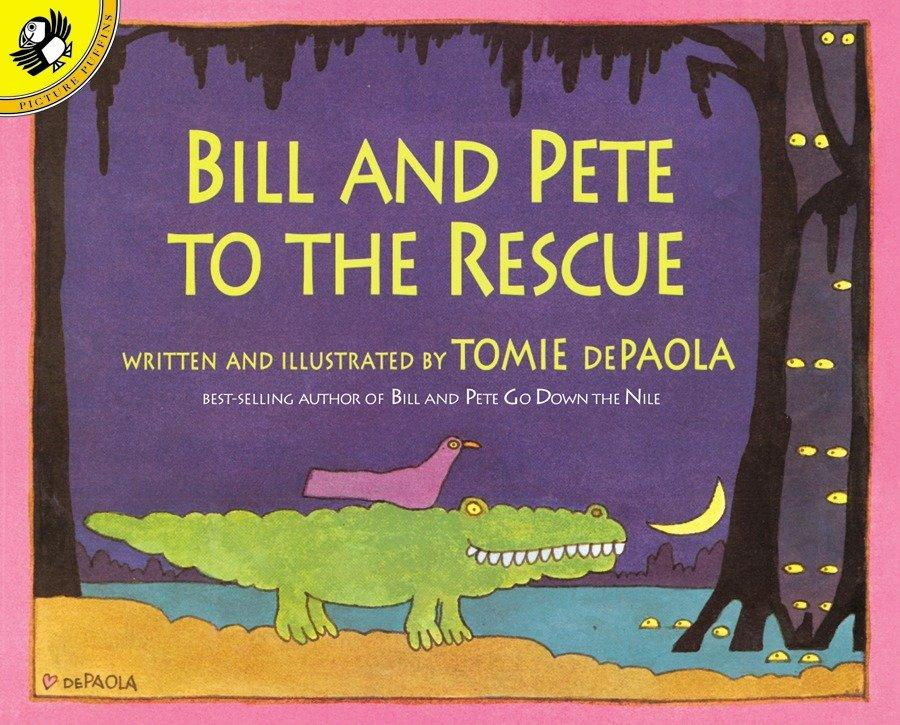 Bill and Pete to the Rescue als Taschenbuch