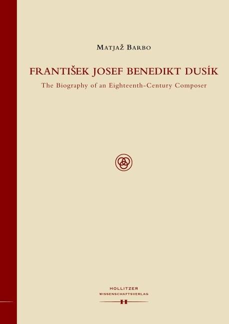 Frantisek Josef Benedikt Dusík als Buch von Mat...