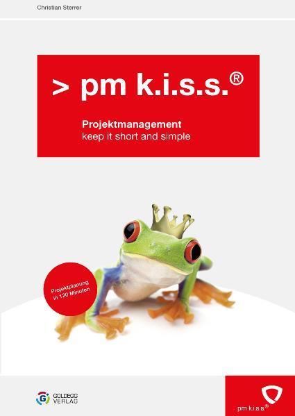 pm k.i.s.s. Projektmanagement als Buch
