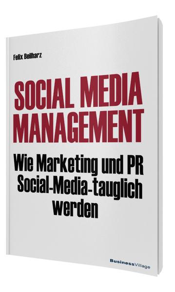 Social Media Management als Buch von Felix Beil...