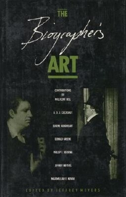 The Biographer's Art: New Essays als Buch