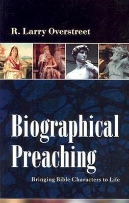 Biographical Preaching als Taschenbuch