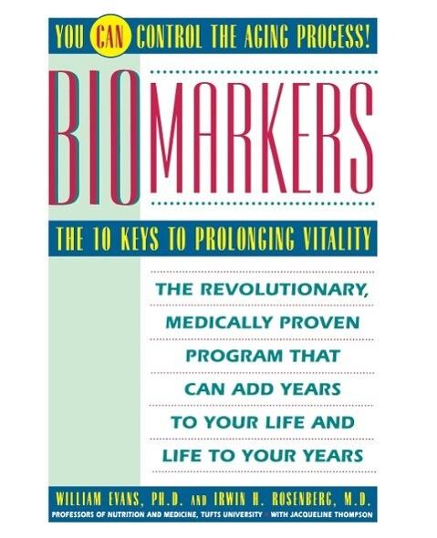 Biomarkers als Taschenbuch