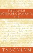 Römische Geschichte I/ Ab urbe condita I