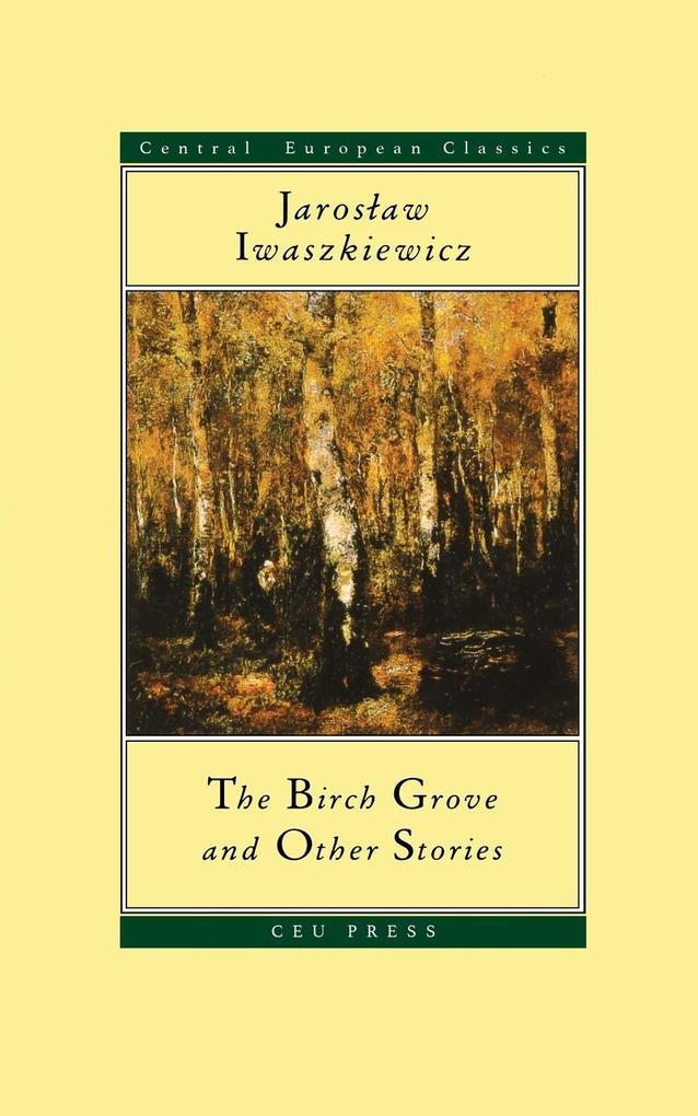 Birch Grove and Other Stories als Taschenbuch