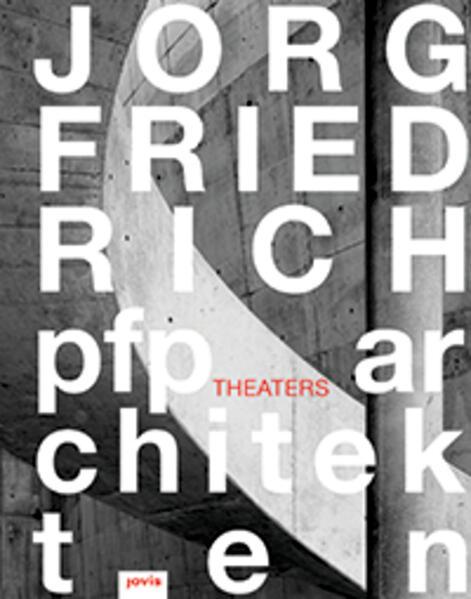 PFP Architekten Theater als Buch von