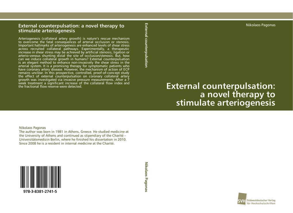 External counterpulsation: a novel therapy to s...