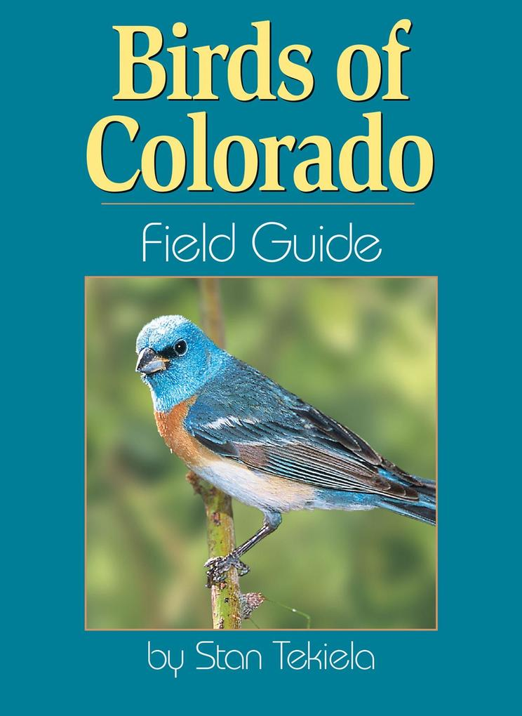 Birds of Colorado Field Guide als Taschenbuch