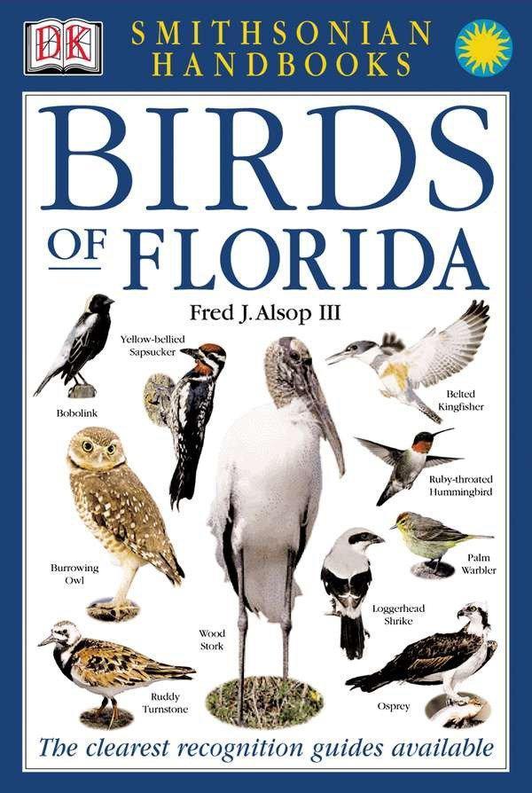 Smithsonian Handbooks: Birds of Florida als Taschenbuch