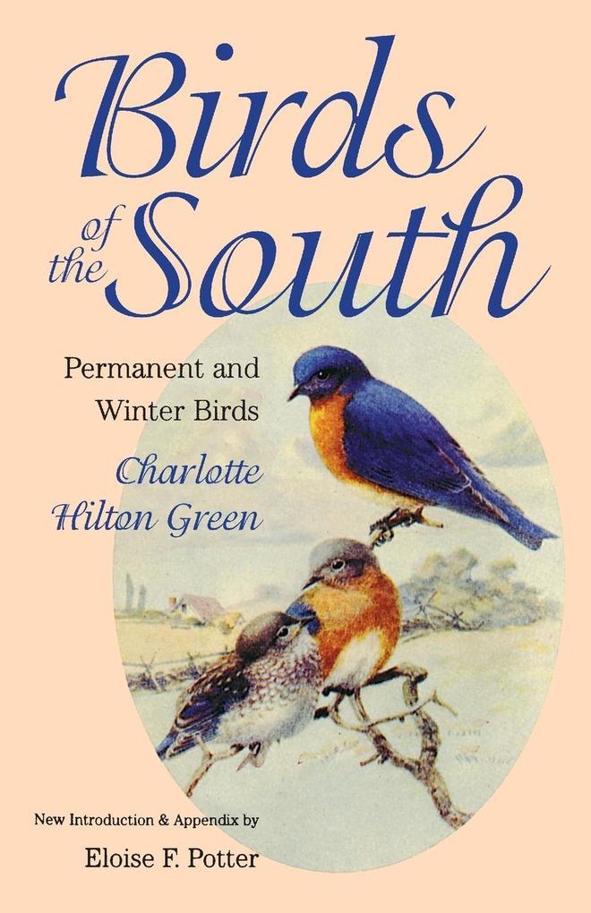 Birds of the South: Permanent and Winter Birds als Taschenbuch