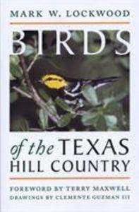 Birds of the Texas Hill Country als Taschenbuch
