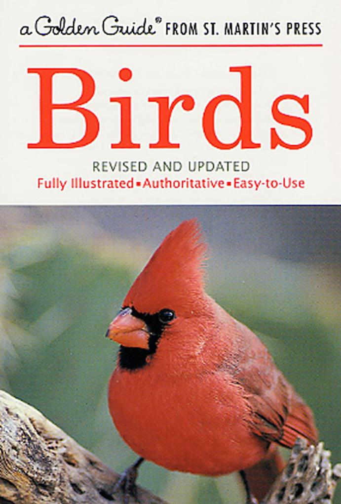 Birds: A Fully Illustrated, Authoritative and Easy-To-Use Guide als Taschenbuch