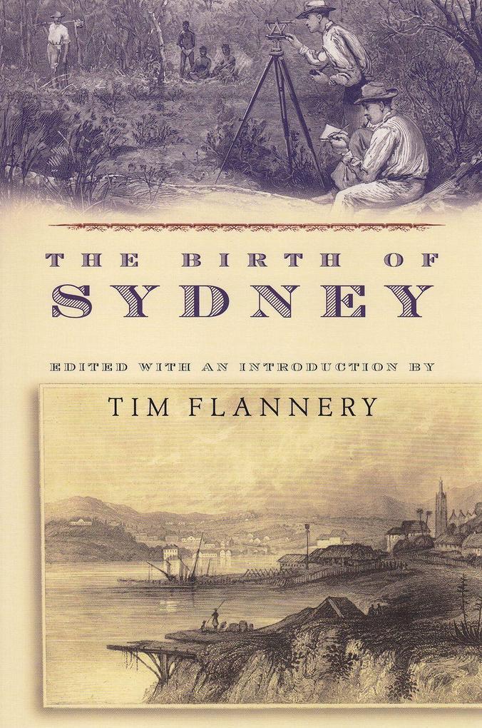 The Birth of Sydney als Taschenbuch