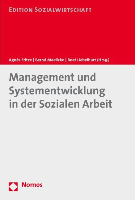 Management und Systementwicklung in der Soziale...