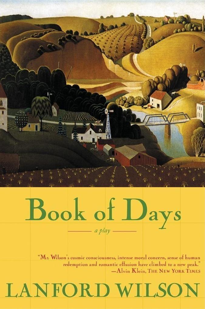 Book of Days: A Play als Taschenbuch