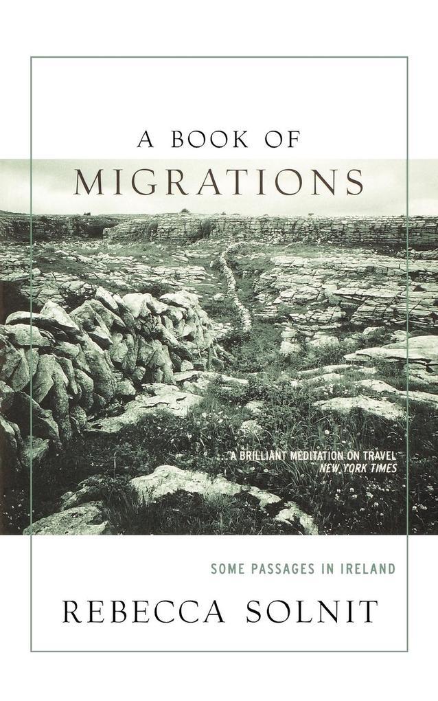A Book of Migrations als Taschenbuch