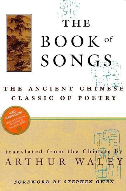 The Book of Songs: The Ancient Chinese Classic of Poetry als Taschenbuch