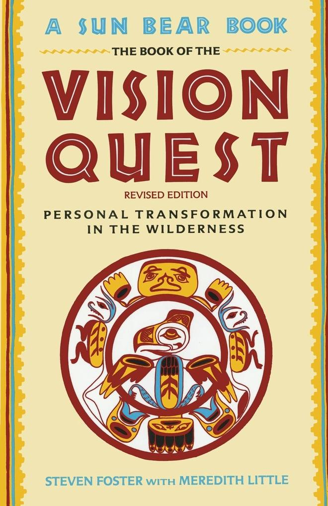 Book of Vision Quest als Buch