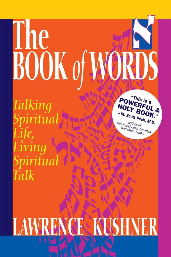 The Book of Words als Taschenbuch