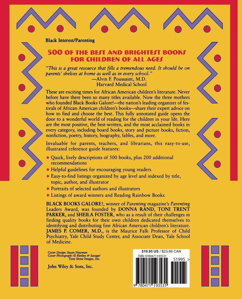 African American Children's Books als Taschenbuch