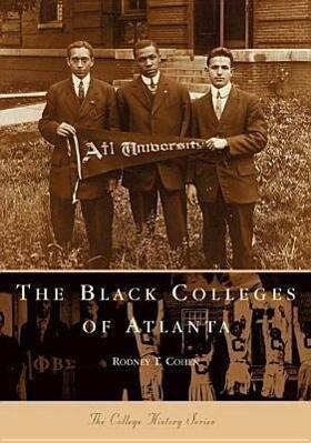 Black Colleges of Atlanta als Taschenbuch