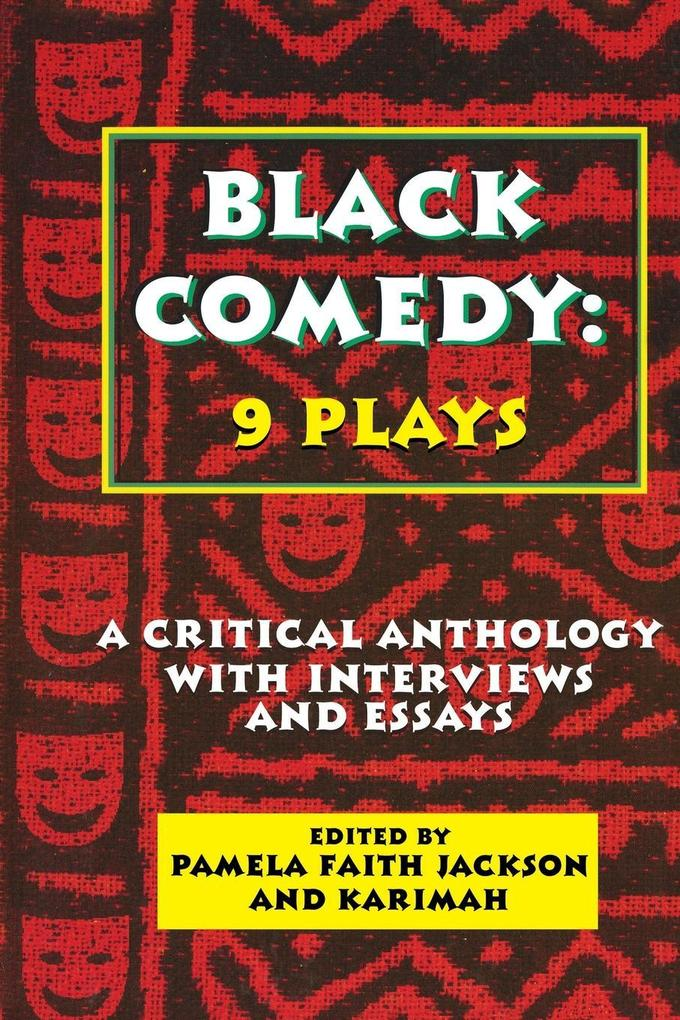 Black Comedy: 9 Plays: A Critical Anthology with Interviews and Essays als Taschenbuch