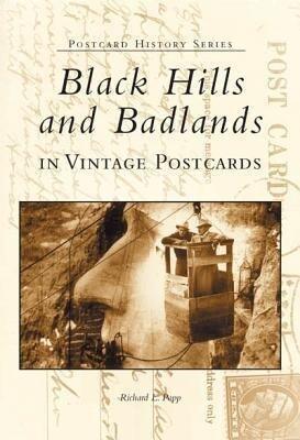 Black Hills and Badlands in Vintage Postcards als Taschenbuch