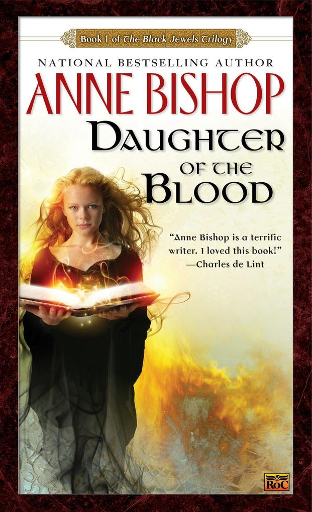 Daughter of the Blood als Taschenbuch