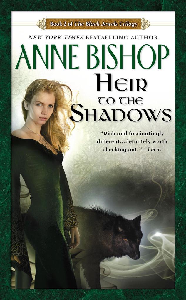 Heir to the Shadows als Taschenbuch