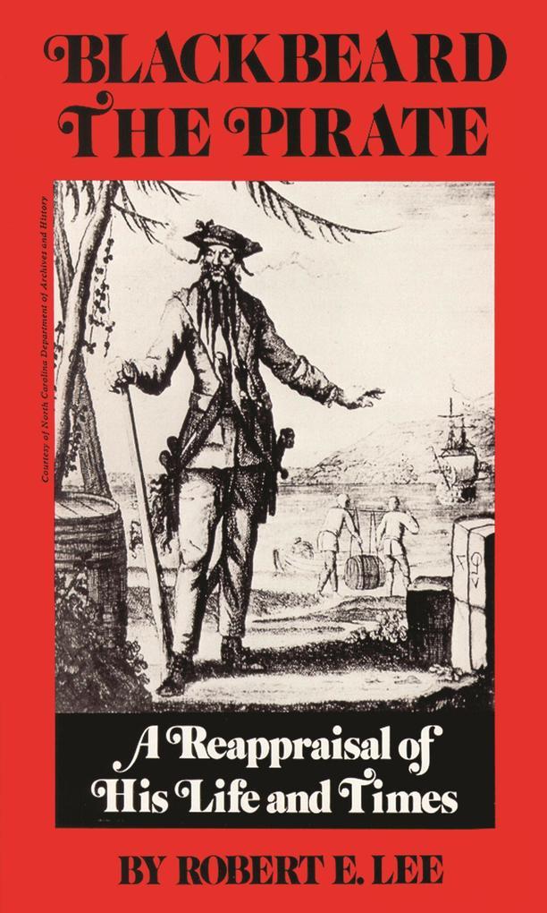 Blackbeard the Pirate als Taschenbuch