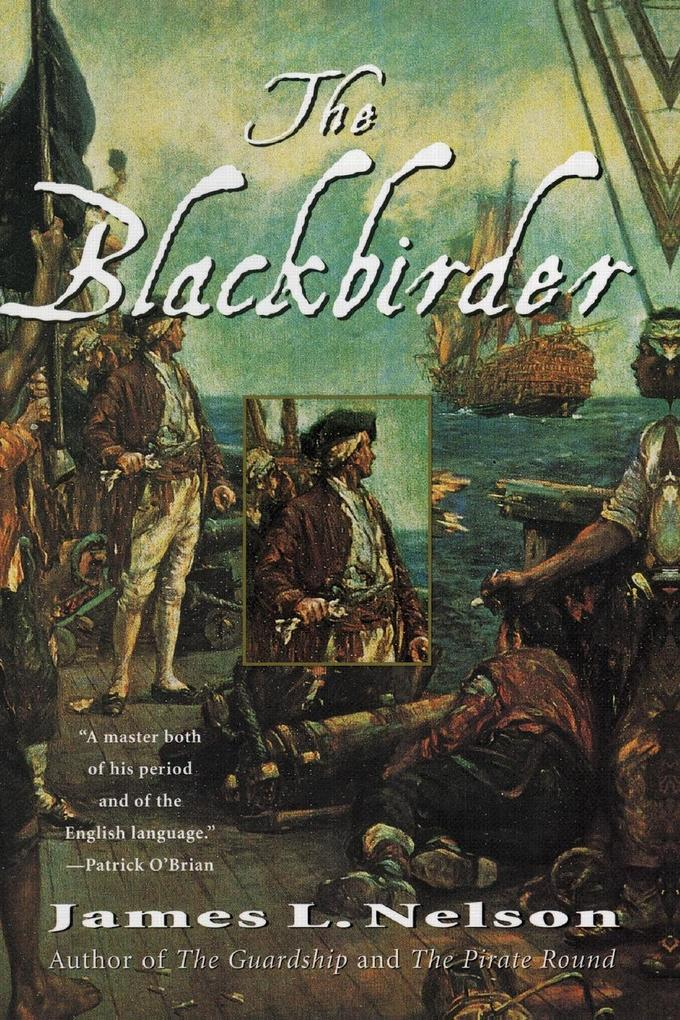 The Blackbirder: Book Two of the Brethren of the Coast als Taschenbuch