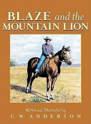 Blaze and the Mountain Lion als Taschenbuch