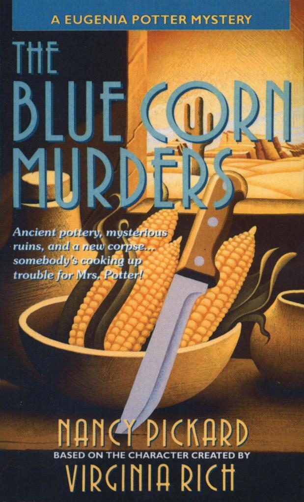 The Blue Corn Murders als Taschenbuch