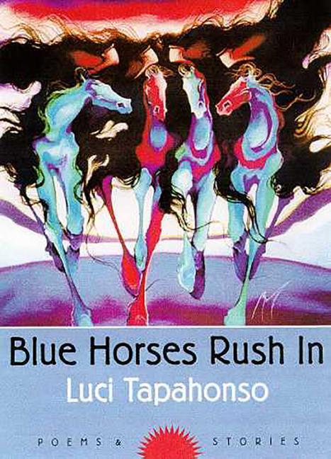 Blue Horses Rush in als Taschenbuch