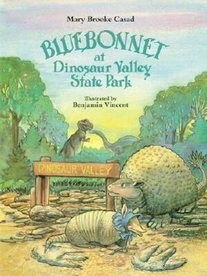 Bluebonnet at Dinosaur Valley State Park als Buch