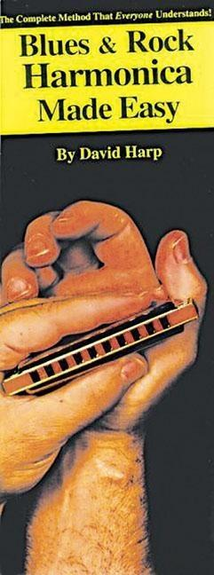 Blues & Rock Harmonica Made Easy!: Compact Reference Library als Taschenbuch
