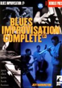 Blues Improvisation Complete als Buch