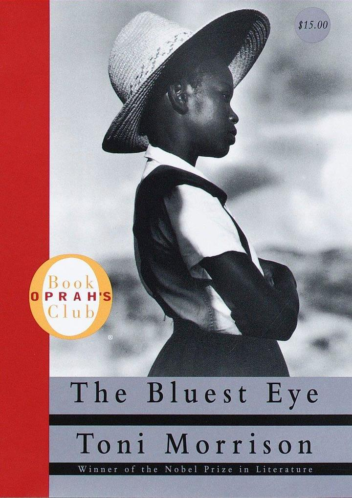 The Bluest Eye als Buch