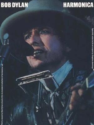 Bob Dylan Harmonica als Taschenbuch