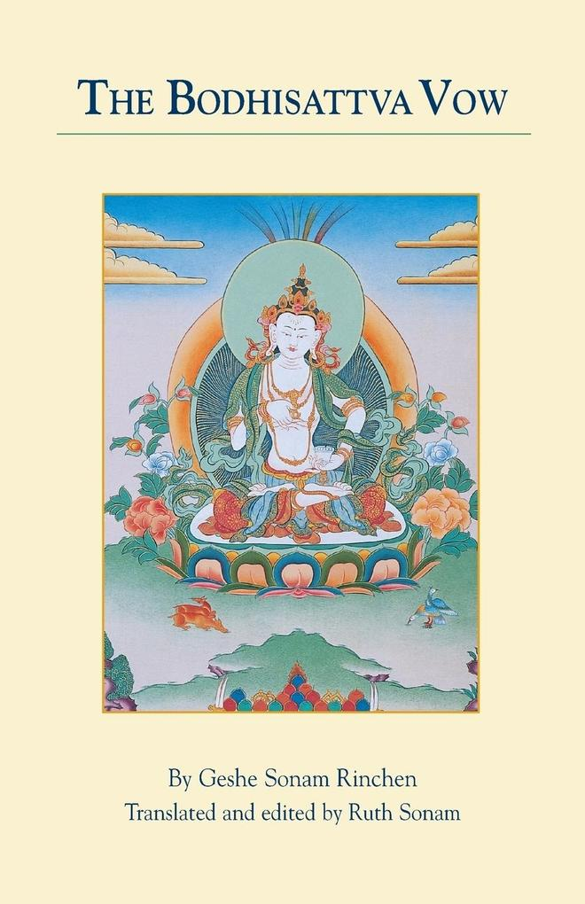 The Bodhisattva Vow als Taschenbuch
