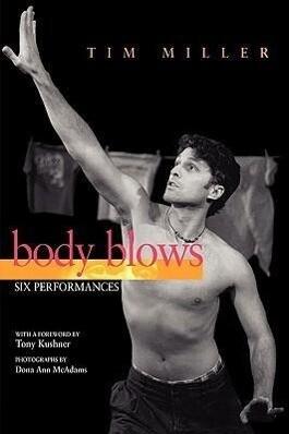 Body Blows: Six Performances als Taschenbuch