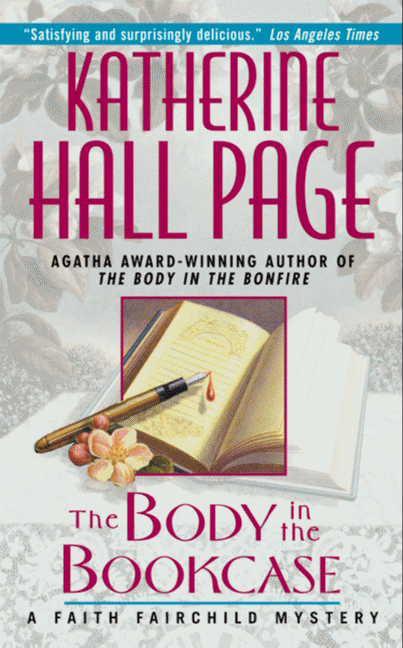 The Body in the Bookcase als Taschenbuch