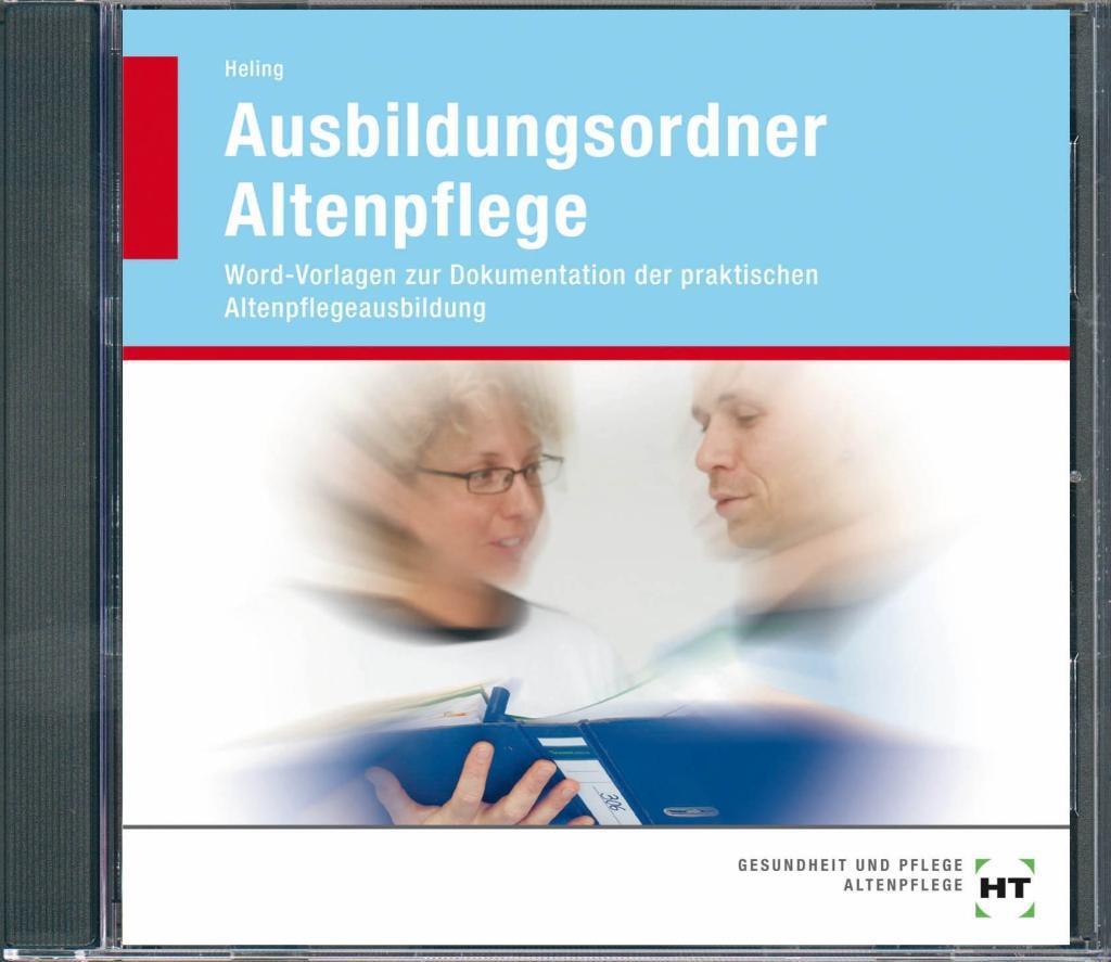 Ausbildungsordner Altenpflege
