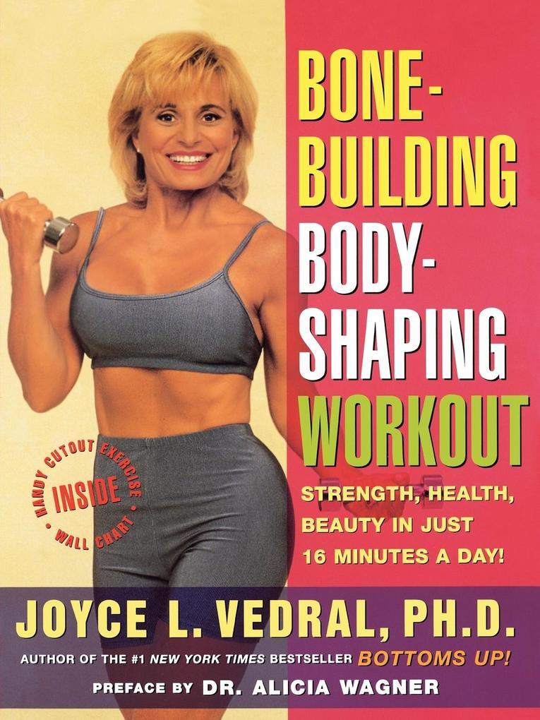 Bone Building Body Shaping Workout als Taschenbuch